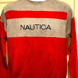 Nautica Men Cotton Sweater size S
